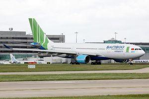 BamBoo Airways dùng 2 tàu A330 thế hệ cũ?