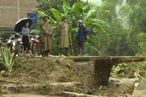 Khắc phục hậu quả thiên tai tại Yên Minh: Ưu tiên trường học
