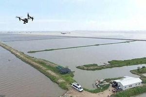TQ lập mạng lưới máy bay không người lái giám sát Biển Đông