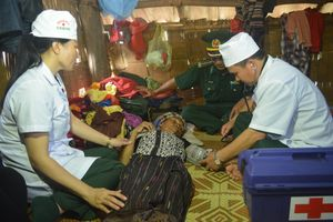 Nhiều hoạt động thiết thực hỗ trợ đồng bào Ma Coong