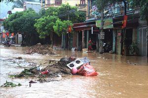 Mưa lũ tại Hà Giang gây thiệt hại gần 7 tỷ đồng