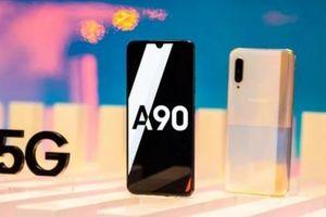 Samsung khá thành công với hai mẫu smartphone 5G