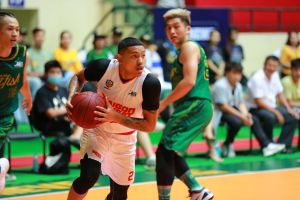 Chiến thắng ấn tượng của Saigon Heat ở chung kết bóng rổ chuyên nghiệp Việt Nam