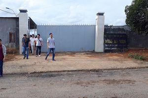 Công an đột kích kho sản xuất ma túy ở Kon Tum, bắt nhiều người Trung Quốc
