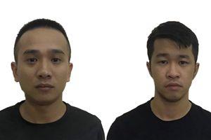 Bắt hai nghi phạm cho vay nặng lãi chuyên 'rao' trên mạng xã hội