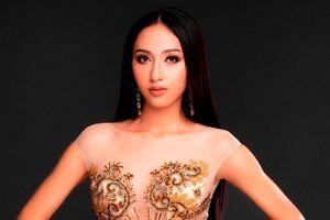 Người đẹp Thu Hiền đại diện Việt Nam dự thi 'Hoa hậu châu Á - Thái Bình Dương'
