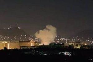 Afghanistan: Nổ lớn gần Đại sứ quán Mỹ đúng ngày tưởng niệm vụ 11/9