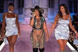 Showbiz 11/9: Nữ rapper nổi tiếng bị chỉ trích vì cố khoe nội y nhạy cảm