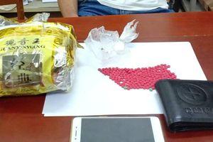 Kẻ có 3 tiền án bị bắt vì tàng trữ số lượng lớn ma túy