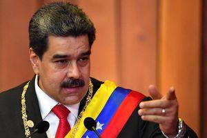 Venezuela tập trận quy mô lớn gần biên giới Colombia