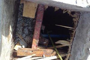 Thanh Hóa: Hai công nhân tử vong dưới tầng hầm khách sạn