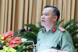 Bộ Công an có tân Cục trưởng chống tham nhũng Nguyễn Văn Long