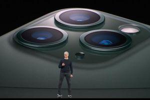 Apple ra mắt 3 iPhone mới với thiết kế lạ