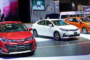 Tháng 7 âm lịch, doanh số thị trường ô tô giảm 19%