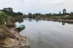 Hà Tĩnh: Phát hiện cá sấu lớn trên sông người dân thường xuyên đánh bắt cá