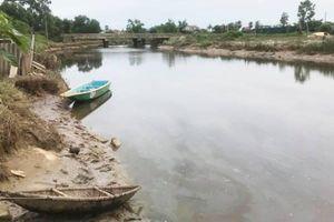 Hà Tĩnh: Xã cử người canh sông vì có cá sấu lớn xuất hiện
