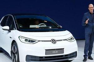 VW giới thiệu mẫu xe điện ID.3, quyết lấy lại uy tín sau vụ Dieselgate