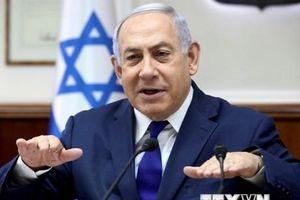 Cam kết của Thủ tướng Israel trong việc sáp nhập Bờ Tây bị chỉ trích