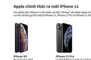 iPhone 11 Pro hơn iPhone XS Max ở điểm nào?