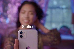 Vừa ra mắt, tính năng 'slofie' của iPhone 11 bị cư dân mạng phản ứng gay gắt