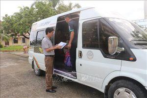 Từ 12/9, Quảng Ninh kiểm tra hoạt động xe ô tô đưa đón học sinh