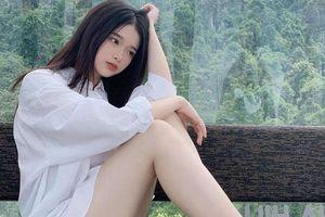 Chiêm ngưỡng nhan sắc 'cực phẩm' hot girl Linh Ka