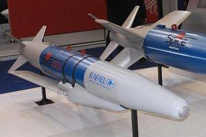 Ấn Độ sắp có bom xuyên cứng cảm biến siêu thông minh từ Israel