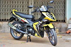 'Xế nổ' Yamaha X1R hàng hiếm biển 9999 tại Việt Nam