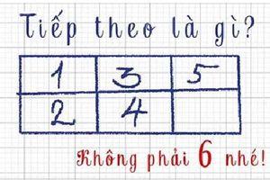 'Thiên tài' cũng khó giải được câu đố đơn giản này