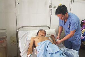 Bệnh viện Hữu nghị Đa khoa Nghệ An khôi phục phổi cho bệnh nhân Lào