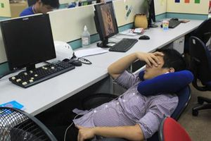 Gần 40% người Việt đang thiếu ngủ