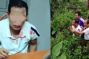 Hà Nội: Nghi bắt cóc trẻ em, nam thanh niên bị dân làng vây bắt