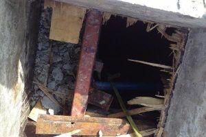 2 công nhân tử vong trong tầng hầm khách sạn đang xây do ngạt khí