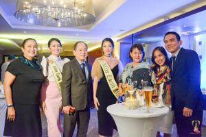 Miss Earth - Phương Khánh ứng biến xuất sắc khi truyền thông Philippines so sánh với H'Hen Niê