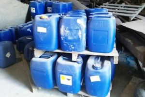 Phát hiện khối lượng lớn hóa chất dùng để sản xuất ma túy trong 2 kho xưởng ở Bình Định
