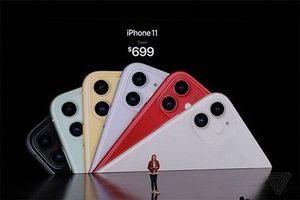 Apple trình làng iPhone 11, 11 Pro và 11 Pro Max gây ấn tượng với loạt màu sắc mới