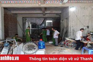 Vụ 3 công nhân xuống tầng hầm dỡ cốt pha, nạn nhân thứ 3 không qua khỏi