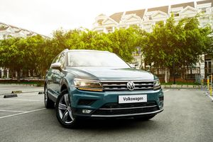 Volkswagen mang gì đến Vietnam Motor Show 2019?