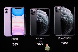 Cuối cùng 3 mẫu iPhone 11 cũng ra mắt, Apple thách thức khẳng định smartphone mạnh nhất thị trường