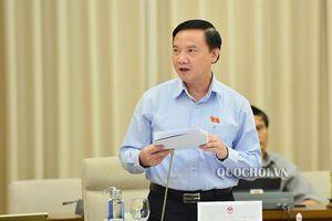 Ủy ban Thường vụ Quốc hội xem xét, quyết định thành lập, sắp xếp một số đơn vị hành chính thuộc tỉnh Hải Dương