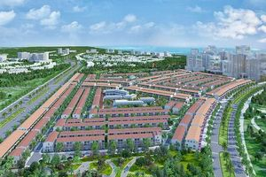 'Tuýt còi' dự án Nhơn Hội New City huy động vốn trái phép