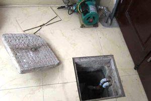 3 công nhân chết thảm dưới tầng hầm khách sạn