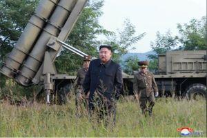Triều Tiên xác nhận thử siêu pháo phản lực