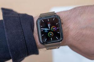 Apple Watch 5 không ấn tượng, 'Táo khuyết' khai tử series 4
