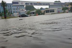 3 người chết, hơn 1.000 nhà bị ngập do mưa lũ ở Thái Nguyên