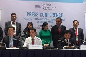 Khai mạc Hội nghị quản lý bệnh viện Châu Á lần thứ 18