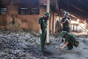 Vụ cháy kho Rạng Đông: Di dời cơ sở ô nhiễm khỏi nội đô 'giậm chân tại chỗ'