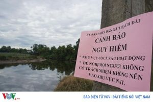 Cấm dân hoạt động trên 1km sông Cầu Đông, truy bắt cá sấu 'khủng'
