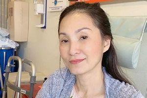 Sau xác nhận ly hôn, Hồng Đào nhập viện vì suy nhược