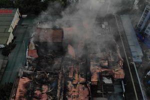 HOSE nhắc nhở Rạng Đông (RAL) công bố chính thức ước thiệt hại tài sản vụ hỏa hoạn nhà xưởng